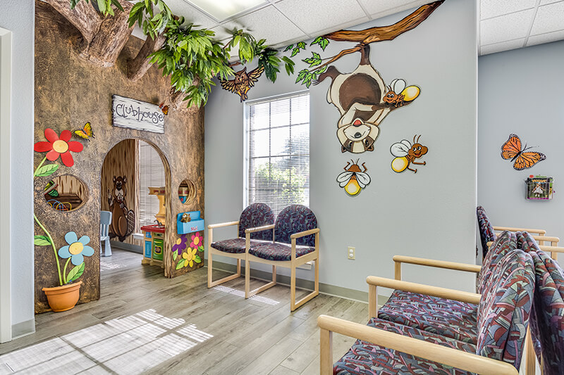 Waiting Room - Pediatric Dentist in Temple, TX